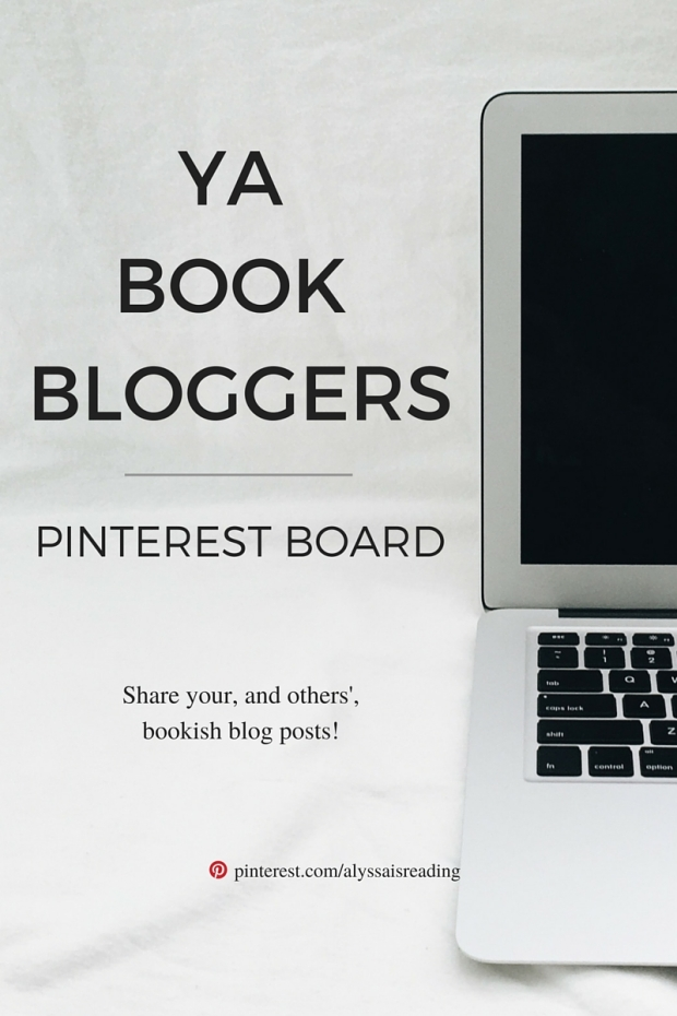 ya book bloggers - blog graphic